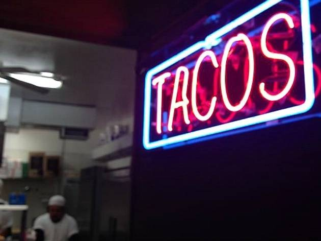 Budget top pick: Lilly's Taqueria
