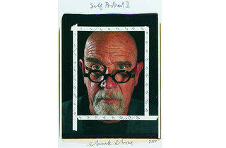 """Chuck Close: Photo Maquettes"""