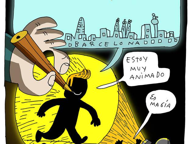 Non Stop Barcelona 2013
