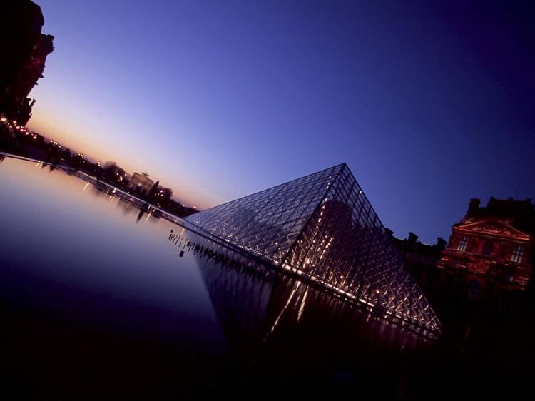 Les nocturnes des musées de Paris