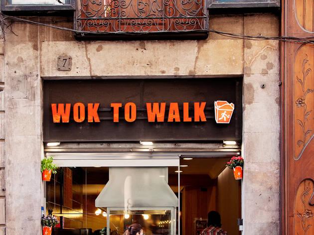 Wok to Walk Jaume I