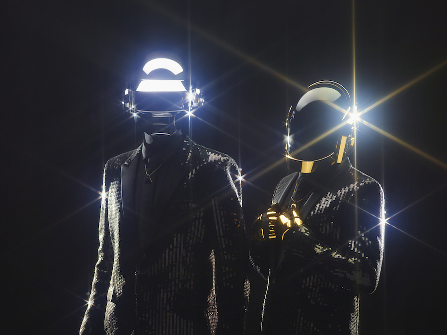'Get Lucky' – Daft Punk featuring Pharrell Williams