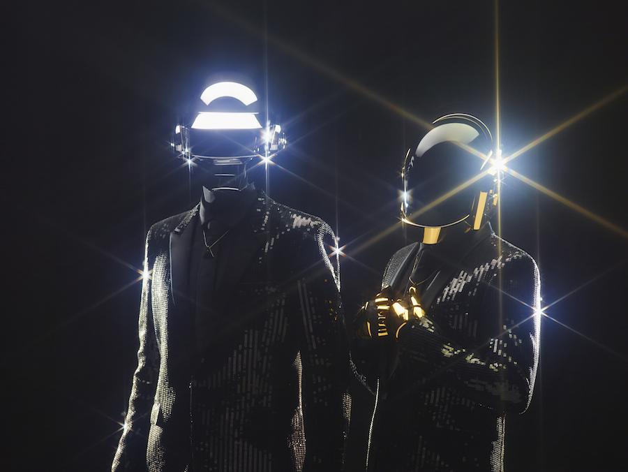 'Get Lucky'– Daft Punk featuring Pharrell Williams