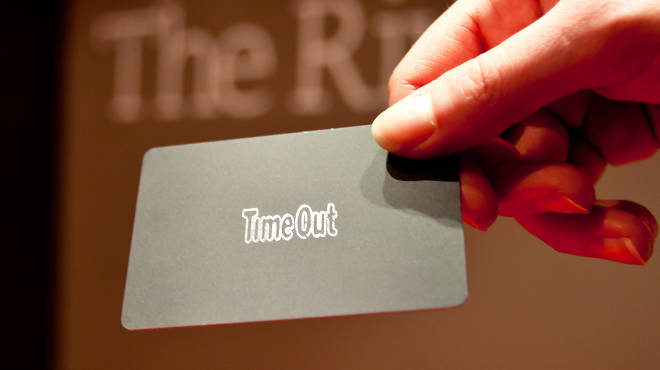 Introducing the Time Out Card