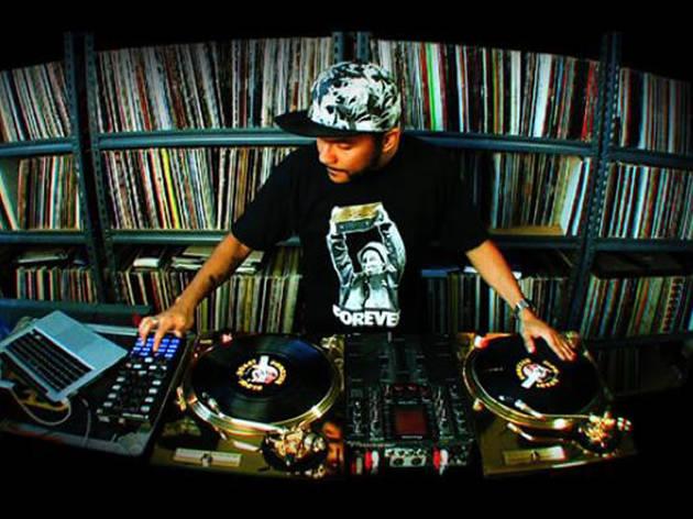 Input: DJ Craze