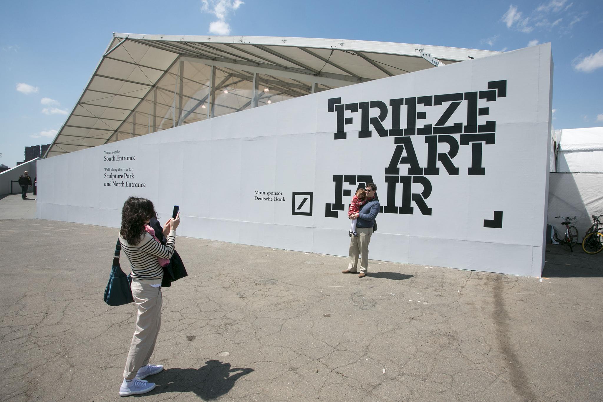 Frieze New York 2013: A photo tour