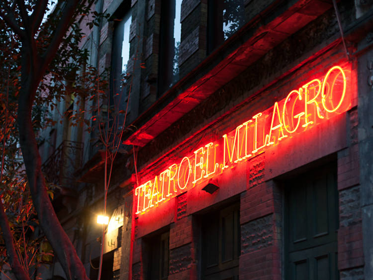 Teatro El Milagro
