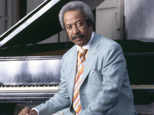 An Evening with Allen Toussaint