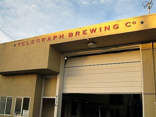 For specialty brews: Telegraph Brewing Co.