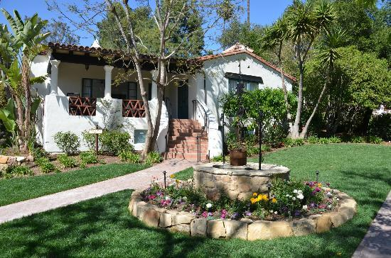 For lots of privacy: El Encanto Hotel