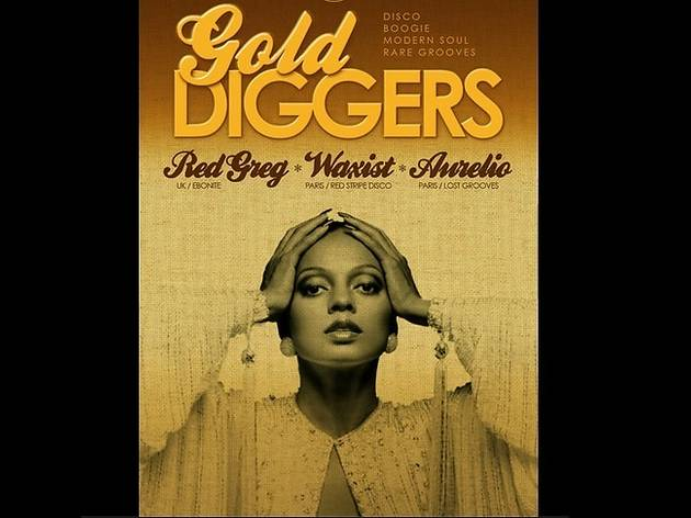 Gold Digger : Red Greg