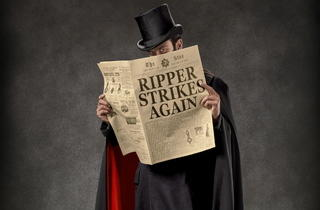 Jack The Ripper (The London Dungeon)