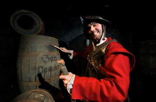 Gunpowder (The London Dungeon)