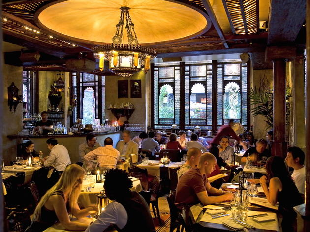 Romantic restaurants in London
