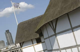 Shakespeare's Globe Theatre The Thatched roof