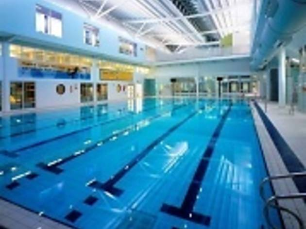 Peckham Pulse Leisure Centre swimming pool