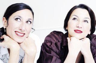 Marta Robles i Alba Carmona