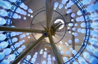O2 interior structure (Jonathan Perugia / Time Out)