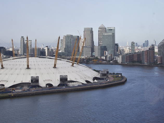 The O2 (Rob Greig / Time Out)