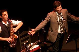Ciutat Flamenco 2013: Sistema Tango, Ensemble de Cuatro + Free Art Ensemble