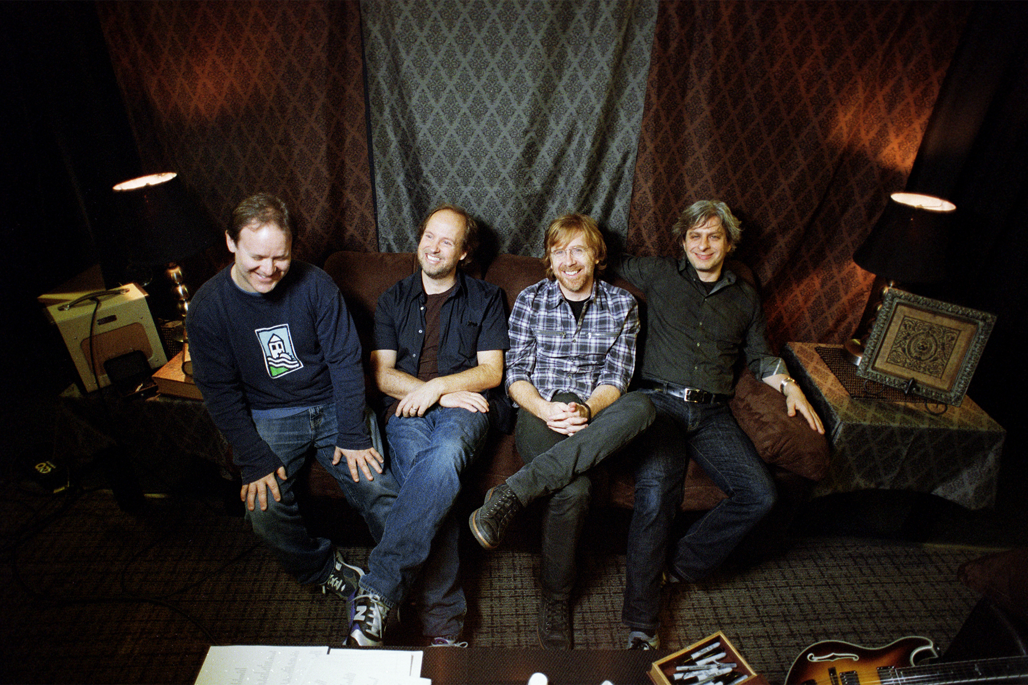 Phish is playing at Wrigley Field this summer