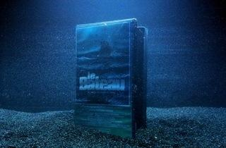Thomas James ('Magnéto', 2012, (aquarium, cassette vidéo) / ©Thomas James)