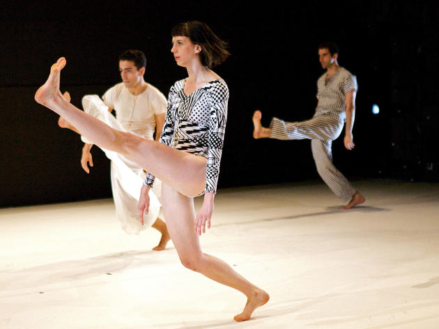 Dance Heginbotham, Lincoln Center Out of Doors 2013