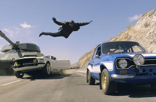 Fast & Furious 6: movie review