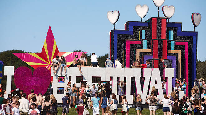 Win tickets to Bestival