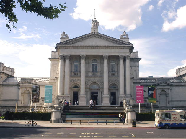 Tate Britain (© Britta Jaschinski / Time Out)