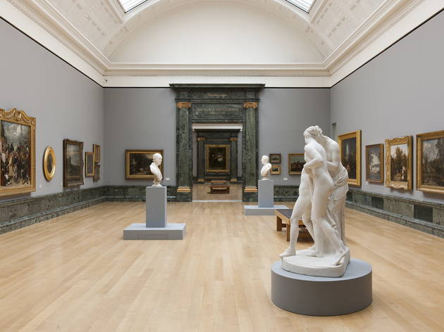Tate Britain Art In Westminster London