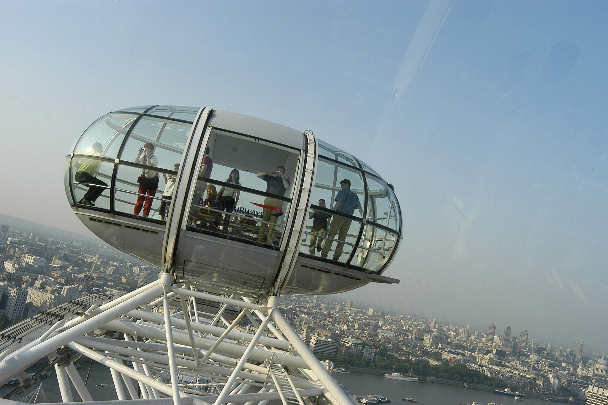 London Eye Pod