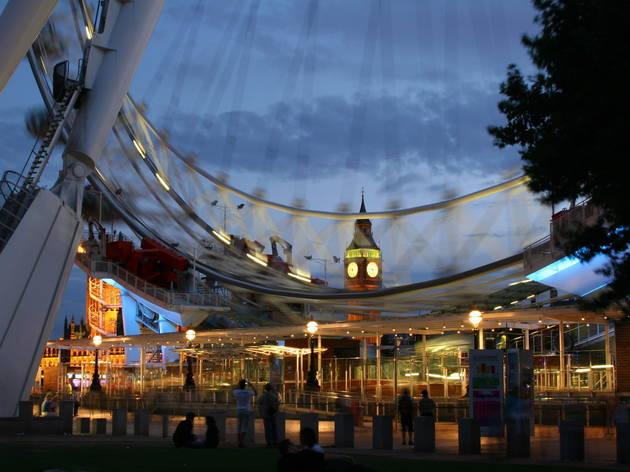 london eye big ben - Must See London