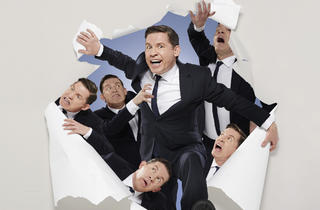 Lee Evans – Monsters