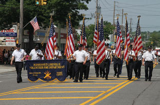 (Photograph courtesy LN-D Memorial Day Parade)