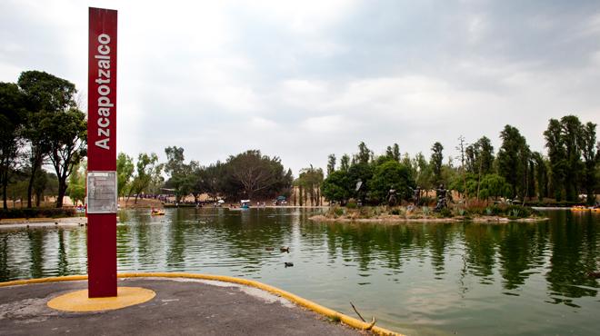 Parque Tezozómoc