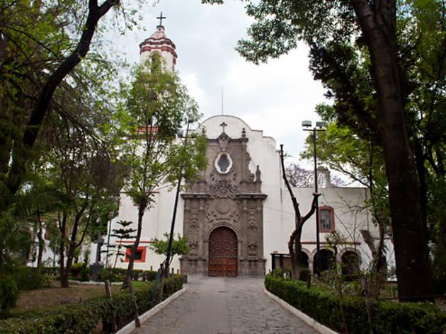 Parroquia de los Santos Apóstoles Felipe y Santiago