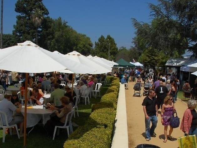 Free events in LA: Beverly Hills Art Show