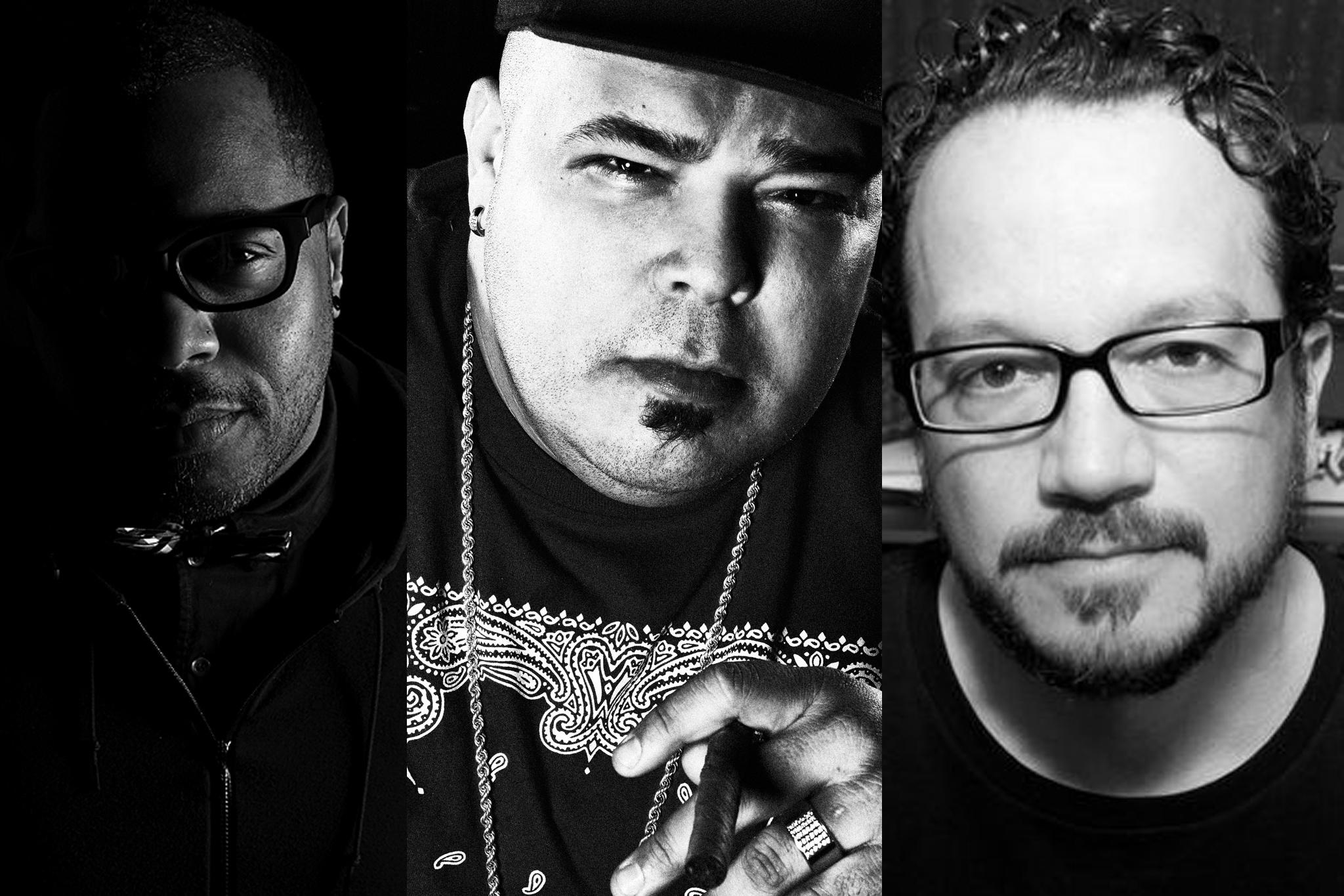 Interview: Derrick Carter, DJ Sneak and Mark Farina