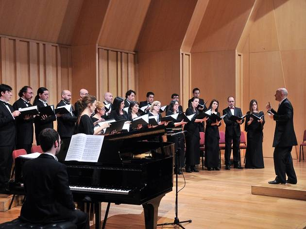 International Choral Festival Barcelona 2013