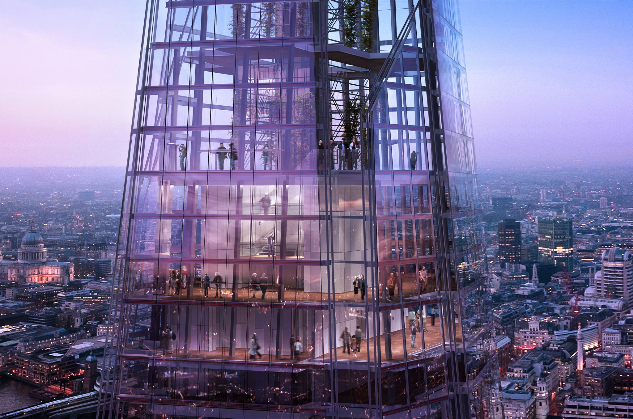 dinner deals at the shard london