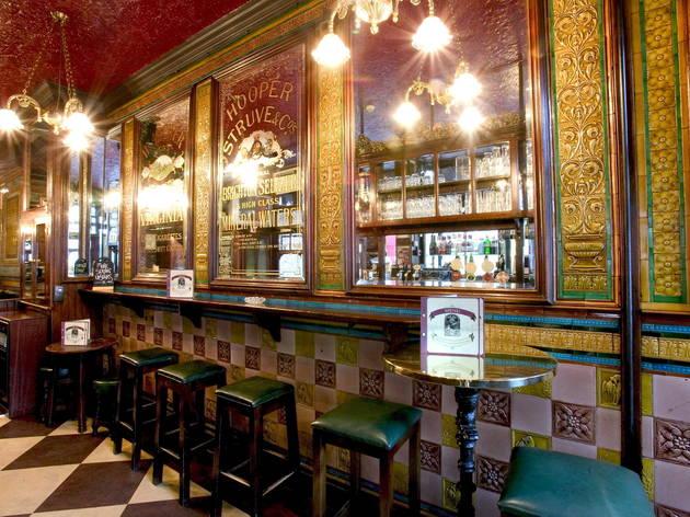 West End pubs