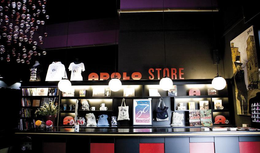 Cierra el Apolo Store