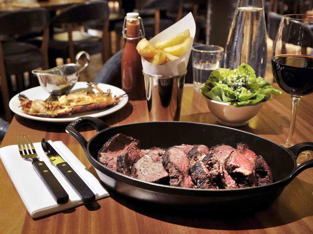 Hawksmoor Seven Dials Restaurants In Covent Garden London