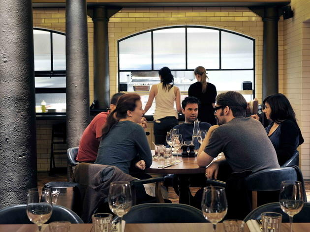 Hawksmoor Seven Dials (Britta Jaschinski / Time Out)