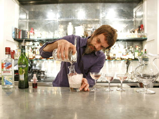 Mark's Bar (Rob Greig / Time Out)