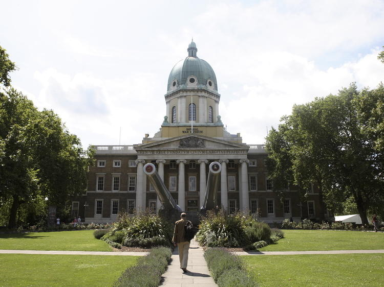 Hear the voices of war at the Imperial War Museum
