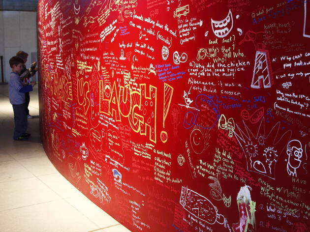 Southbank Centre Graffiti wall (Tove K Breitstein / Time Out)