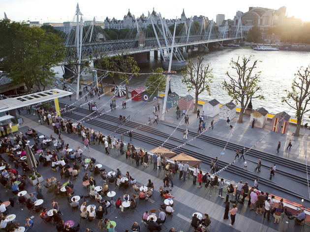 Southbank Centre views (Belinda Lawley / Time Out)