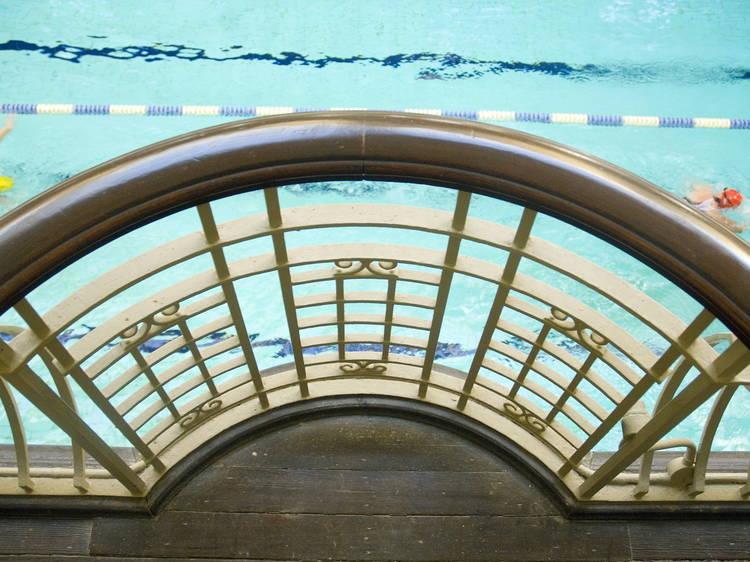 The Porchester Spa